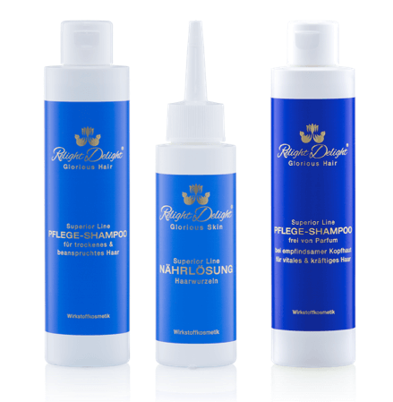 Glorious Skin Shampoo, Haarpflege Relight Delight