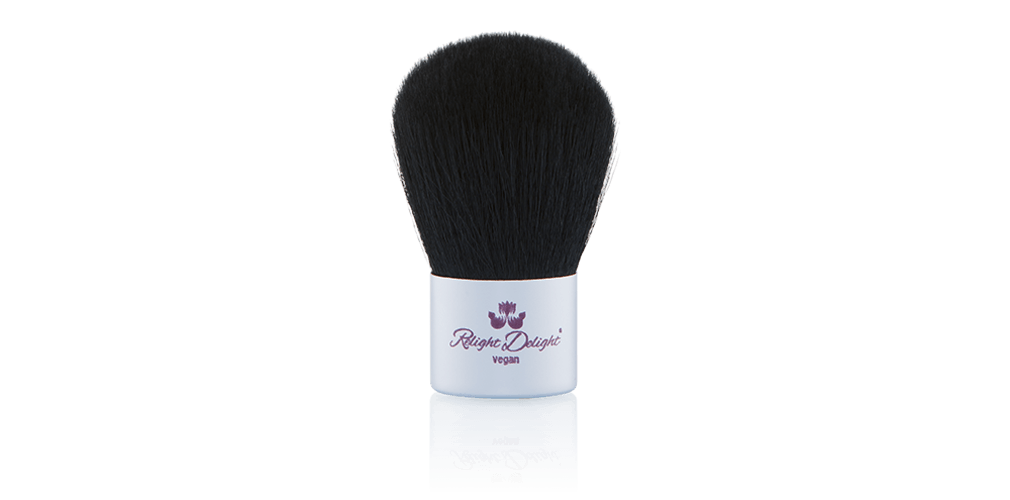 Relight Delight Naturkosmetik Dekorative Kosmetik Puderpinsel