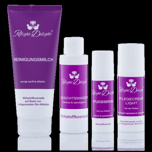 Relight Delight Naturkosmetik Gesichtspflege ohne Parfüm