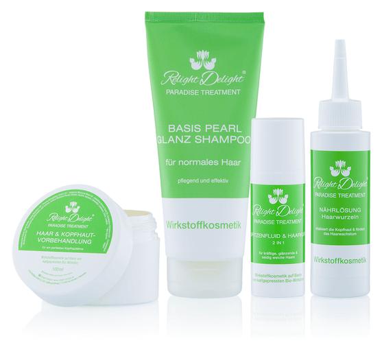 Relight Delight Naturkosmetik Haarpflege chemiefrei