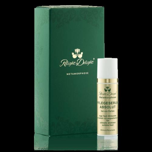 Relight Delight Naturkosmetik Metamorphose Pflegeserum parfümfrei